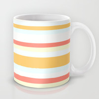 SAND STRIPES Mug by Nika