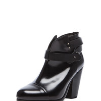 Harrow Leather Boot in Black