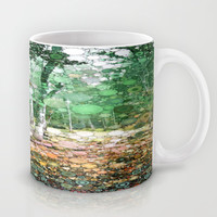 :: Walk in the Woods :: Mug by GaleStorm Artworks