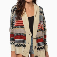 Color Splash Cardigan $58