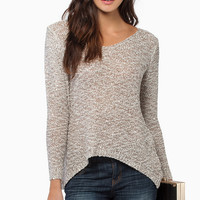 Don't Say Goodbye Sweater $44