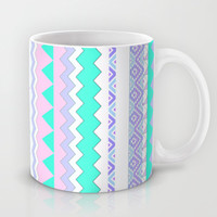 TWIN SHADOW by Vasare Nar and Kris Tate Mug by Vasare Nar