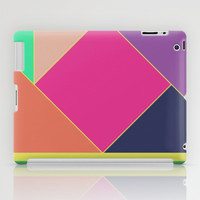 Jewel Irie iPad Case by Lynsey Ledray
