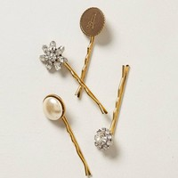Monogrammed Bobby Pin Set