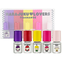 Sephora: Harajuku Lovers : Wicked Style Mini Rollerball Coffret : perfume-gift-sets