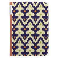 Damask paisley arabesque Moroccan pattern
