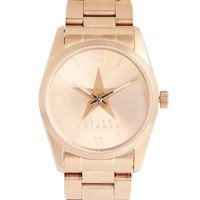 Daisy Knights Rose Gold Star Watch