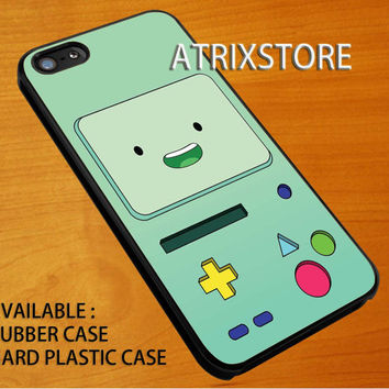 adventure time BMO,Accessories,Case,Cell Phone,iPhone 5/5S/5C,iPhone 4/4S,Samsung Galaxy S3,Samsung Galaxy S4,Rubber,21-06-9-Dz