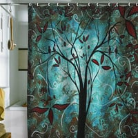DENY Designs Home Accessories | Madart Inc. Romantic Evening Shower Curtain