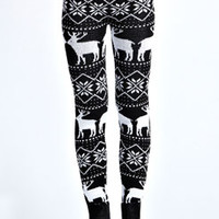 Eliza Knitted Leggings