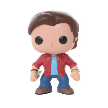 Funko Supernatural Pop! Television Sam Vinyl Figure