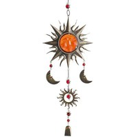 Sun & Bells Windchime