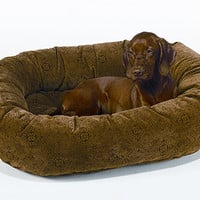 Donut Pet Bed @ Sharper Image