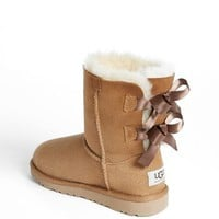 UGG Australia 'Bailey Bow' Boot (Walker, Toddler, Little Ki