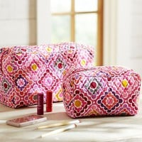 Quilted Sleepover Ruby Warm Toiletry