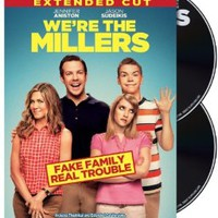 We're the Millers (DVD + UltraViolet) (2013)
