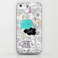 The Fault in Our Stars- John Green iPhone & iPod Case by Natasha Ramon