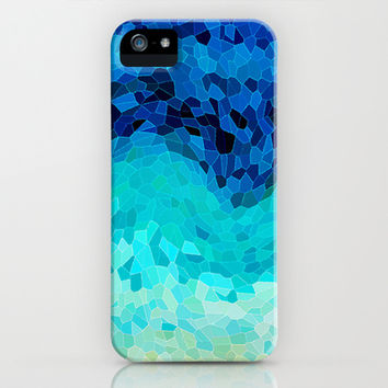 INVITE TO BLUE iPhone & iPod Case by Catspaws