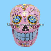 Sugar skull coin bank pink, View skull coin bank, Amoycrafts Product Details from Amoy Crafts Co., Ltd. on Alibaba.com