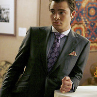 Ed Westwick as Chuck Bass in Gossip Girl 24X30 Poster