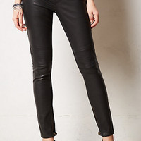 Pilcro Serif Vegan Leather Leggings