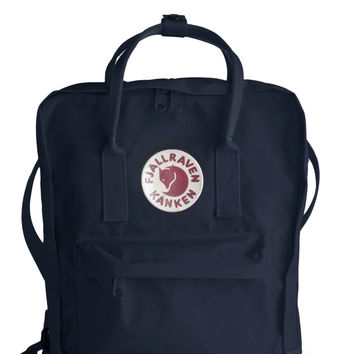 Wherever You Wander Backpack in Navy