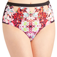 Tropical Twist Swimsuit Bottom
