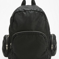 Deena & Ozzy Montrose Vegan Leather Backpack - Urban Outfitters