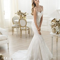 Pronovias Bridal Gown Levan