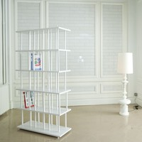 Reedy Bookcase - HDF - ALL - NEW