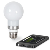 The iPhone Controlled Light Bulb