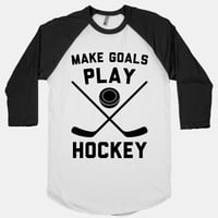 Make Goals Play Hockey
