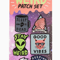 Glamour Kills Weird Patch Set $24