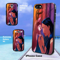 Pocahontas and the prince iPhone 4/4s/5, Samsung Galaxy S3/S4 Case