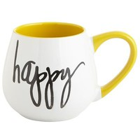 Happy Snuggle Mug