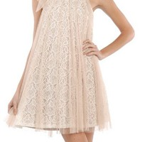 Women's Lace Big Bow Halter Dress Now in Stock - Ryu Clothing for Women
