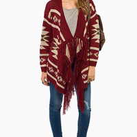 Rieta Fringe Sweater $44