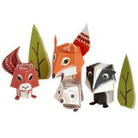 Wildlife is Good Craft Kit | Mod Retro Vintage Decor Accessories | ModCloth.com