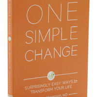 One Simple Change | Mod Retro Vintage Books | ModCloth.com
