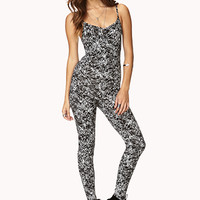 Cool-Girl Safety Pin Jumpsuit