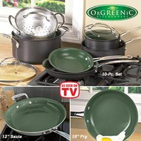 Orgreenic™ Cookware @ Fresh Finds
