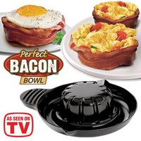 Perfect Bacon™ Bowl @ Fresh Finds