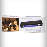 "6"" Battery Operated Black Light"