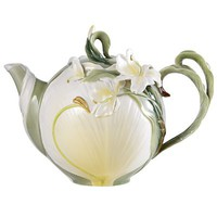 Ginger Lily Teapot