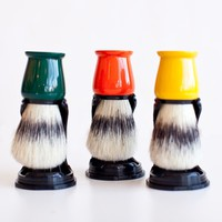 Poketo Natural Bristle Shaving Brush
