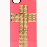 Forever 21 Total Stud Cross Phone Case