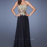 La Femme 19593 at Prom Dress Shop