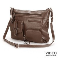 Rosetti Holly Fortress Crossbody Bag