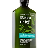 Body & Shine Conditioner Stress Relief - Eucalyptus Spearmint