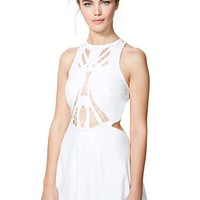 Nasty Gal Coconut Grove Dress